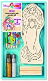 Ariel Decorate-Your-Own Wooden Doll