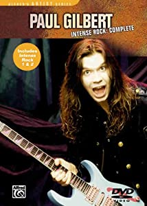 Paul Gilbert: Intense Rock, Vol. 1 and 2