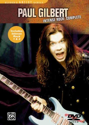 Paul Gilbert: Intense Rock, Vol. 1 and 2