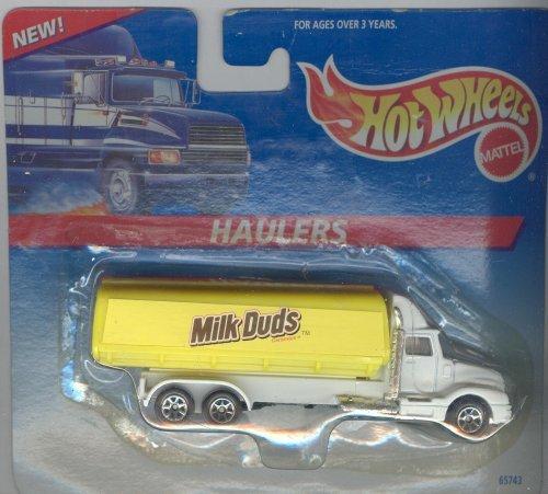 Hot Wheels Haulers: Milk Duds
