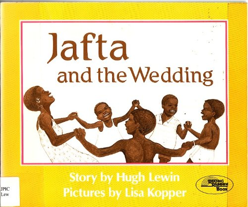 Jafta and the Wedding (Jafta Collection)