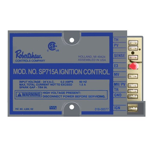 SP715A - Robertshaw OEM Replacement Furnace Control Board (Gas Ignition Control compare prices)