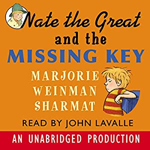 Nate the Great and the Missing Key Audiobook