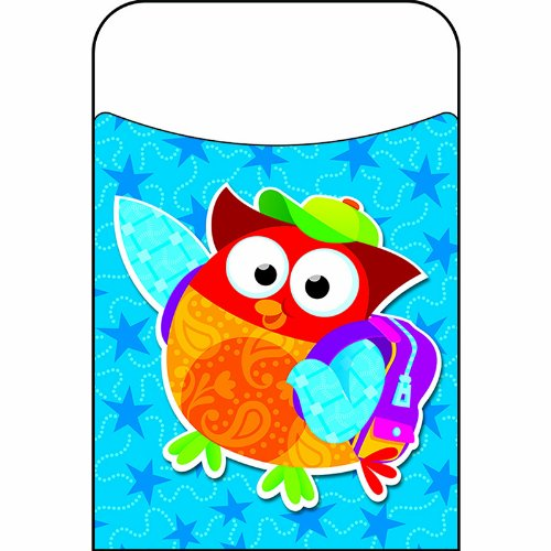 Trend Enterprises Owl Stars! Terrific Pockets Novelty