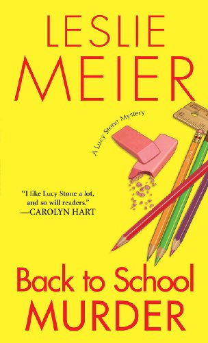 Back to School Murder (Lucy Stone Mysteries, No. 4) PDF