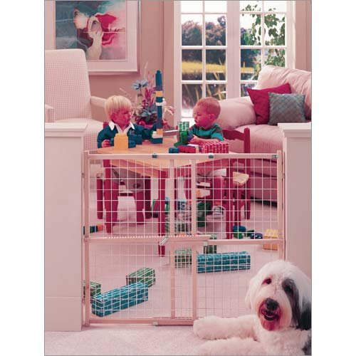 """North States Wide Wire Mesh Gate 29.5"""" - 50"""" X 32"""" (Set Of 3)"""