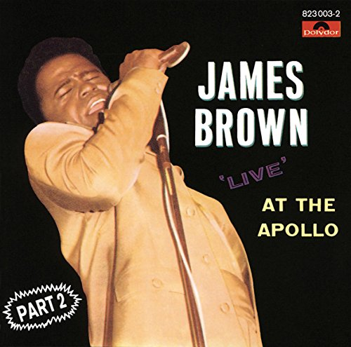 James Brown Live At The Apollo Vol. II [VINYL]