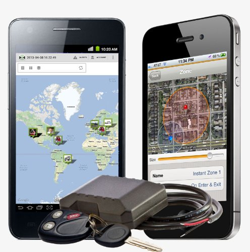 Pocketfinder Vehicle Gps Tracker Device