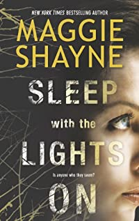 Sleep With The Lights On by Maggie Shayne ebook deal