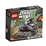 Lego Star Wars - 75028 - Jeu De Construction - Clone Turbo Tank
