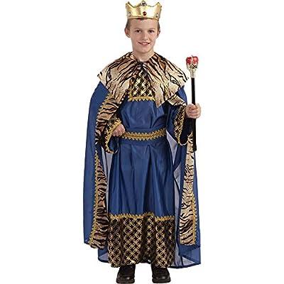 Kingdom King Kids Costume