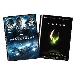 Prometheus / Alien (Two-Pack)
