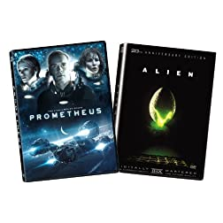 Prometheus / Alien (Two-Pack)
