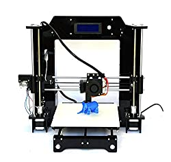 Rapid Rabit Prusa i3 3D printer (Black)