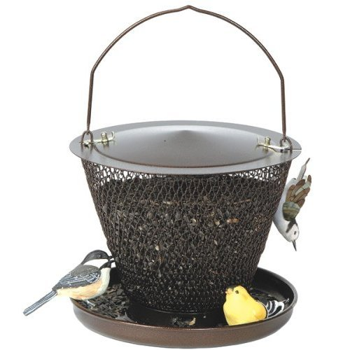 Image of No No Tray Bird Feeder - In Your Choice of Three Colors (B002URJ6SS)