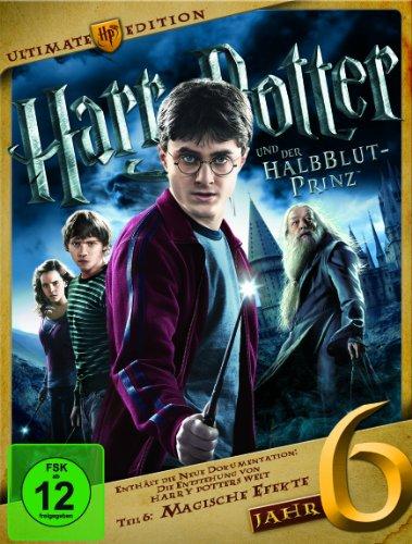Harry Potter und der Halbblutprinz (Ultimate Edition) [3 DVDs]