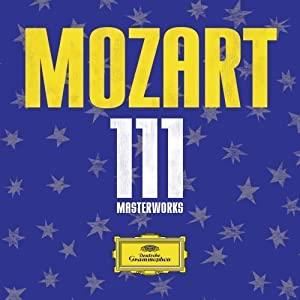 Mozart 111 Meisterwerke (Limited Edition)