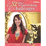 52 More Scrapbooking Challengespar Crafts Media