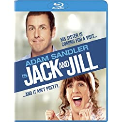 Jack and Jill (+ UltraViolet Digital Copy) [Blu-ray]