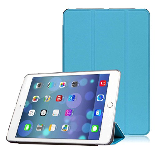 Best Deals! iPad mini 4 case, OMOTON® the Thinnest and Lightest PU Leather Case Cover with [Auto Sl...