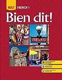 Bien dit!: Student Edition Level 1 2008