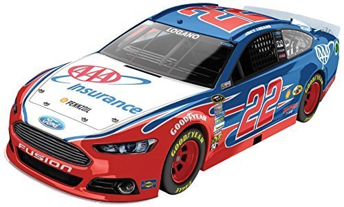 joey-logano-22-aaa-ford-fusion-2014-nascar-diecast-car-124-scale-hoto-by-lionel-nascar-collectable-l