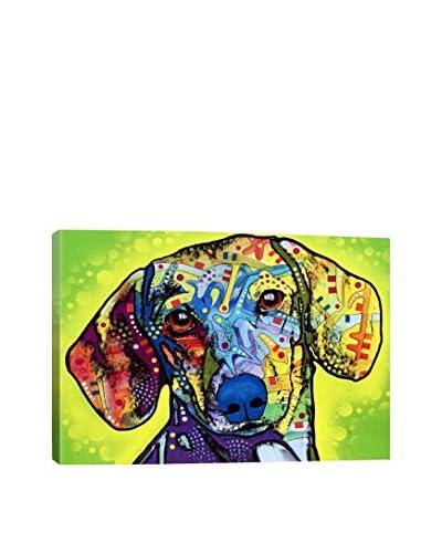Dean Russo Gallery Dachsund Canvas Print