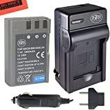 BM Premium EN-EL9 EN-EL9A Battery And Charger For Nikon Nikon D5000 D3000 D60 D40x & D40 Digital SLR Camera