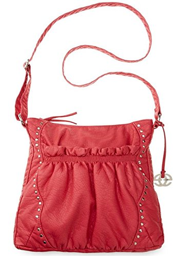 Red by Marc Ecko Pouch Insert Sling Bag, Sea Green