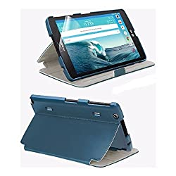 Verizon Folio Case for LG G Pad X8.3 - Blue