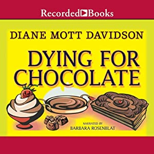 Dying for Chocolate Audiobook