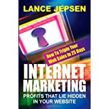 Internet Marketing-Profits That Lie Hidden In Your Website: How To Triple Your Web Sales In 25 Days