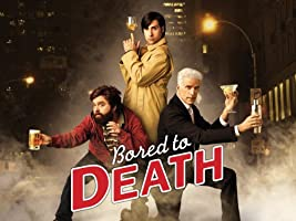 Bored To Death - Staffel 2