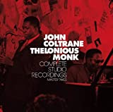 echange, troc John Coltrane & Thelonious Monk - Complete Studio Recordings : Master Takes