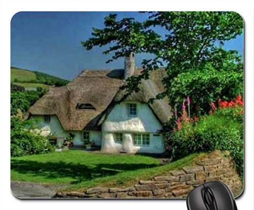 stucco-cottage-home-mouse-pad-mousepad-houses-mouse-pad