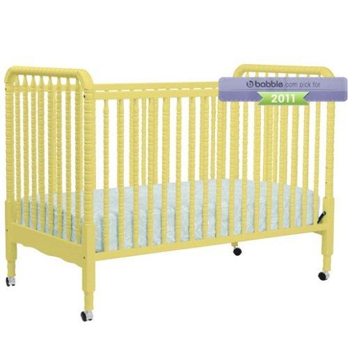 Davinci Jenny Lind 3-In-1 Convertible Crib, Sunshine front-416786