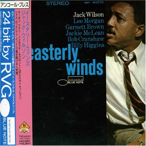 Easterly Winds by Jack Wilson
