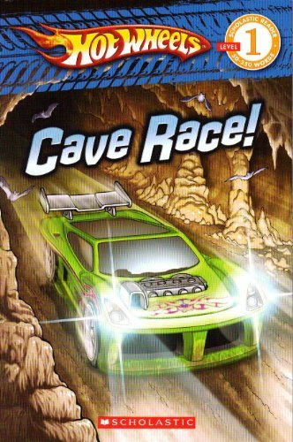 Cave Race (Hot Wheels) PDF
