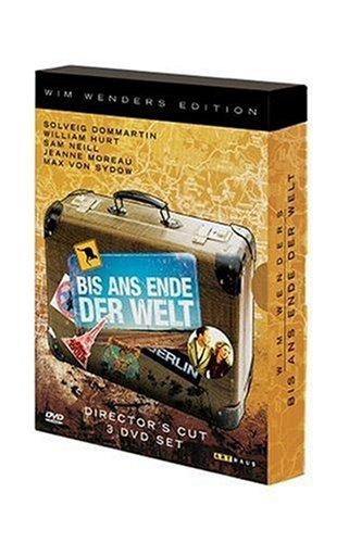 Bis ans Ende der Welt (3 DVD-Digipack) [Director's Cut]