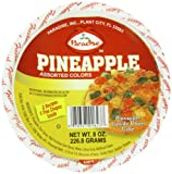Paradise Pineapple Wedges Assorted 8 Ounce