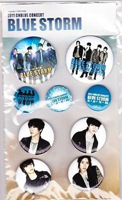 CNBLUE / CNBLUE / Yong Hwa Jung Hyun-Jong Shin Minyoku / 2011 CNBLUE CONCERT official can batch set / made in Korea (japan import)