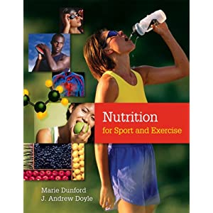 51eHMyMZ1jL. SL500 AA300  Nutrition for Sport and Exercise [Paperback]