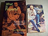 img - for P. J. Proudhon 2 Volumes Set: Selected Writings of P. J. Proudhon & What Is Property? book / textbook / text book
