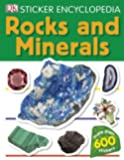 Sticker Encyclopedia: Rocks and Minerals (Dk Sticker Encyclopedias)