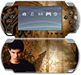 Playstation Portable Skin featuring Taylor Lautner as the Hot Blooded Jacob Black, Twilight New Moon 19x19cm