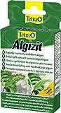 Tetra 770409 Algizit, beseitigt selbst hartnäckige Algenprobleme im Aquarium, 10 Tabletten