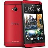 HTC one 32GB-RED smartphone (Sim-Free)