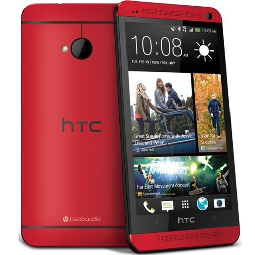 HTC one 32GB-RED smartphone (Sim-Free) Black Friday & Cyber Monday 2014