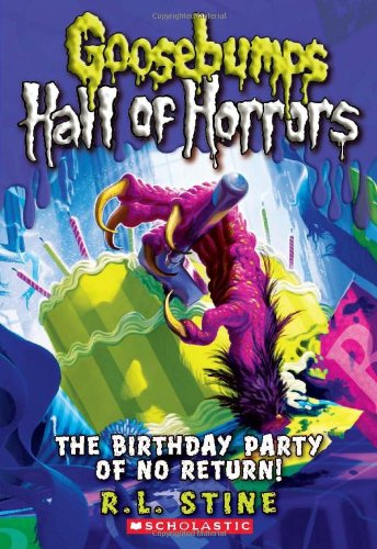 The Birthday Party of No Return! (GB Hall of Horrors - 6)