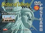 Statue of Liberty & Ellis Island, DVD Postcard